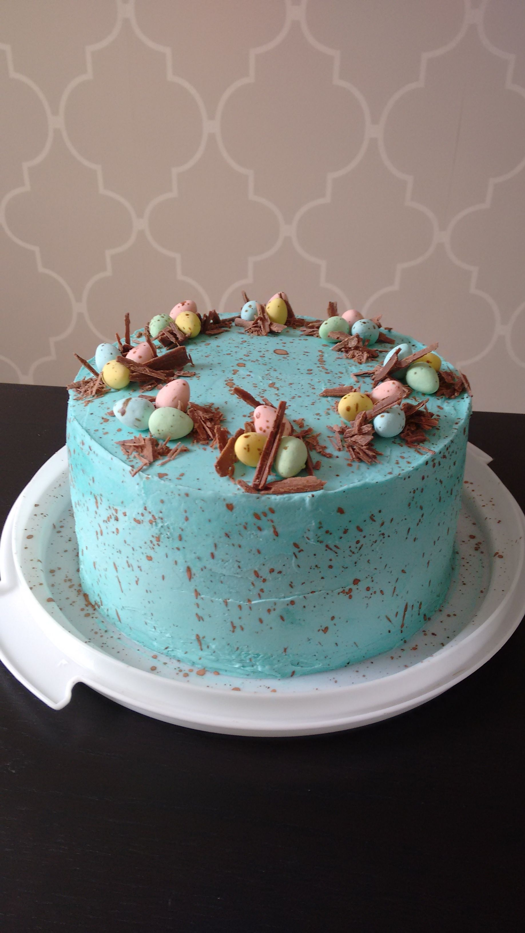 Speckled Easter Egg Chocolate Cake: Readers share their ...
