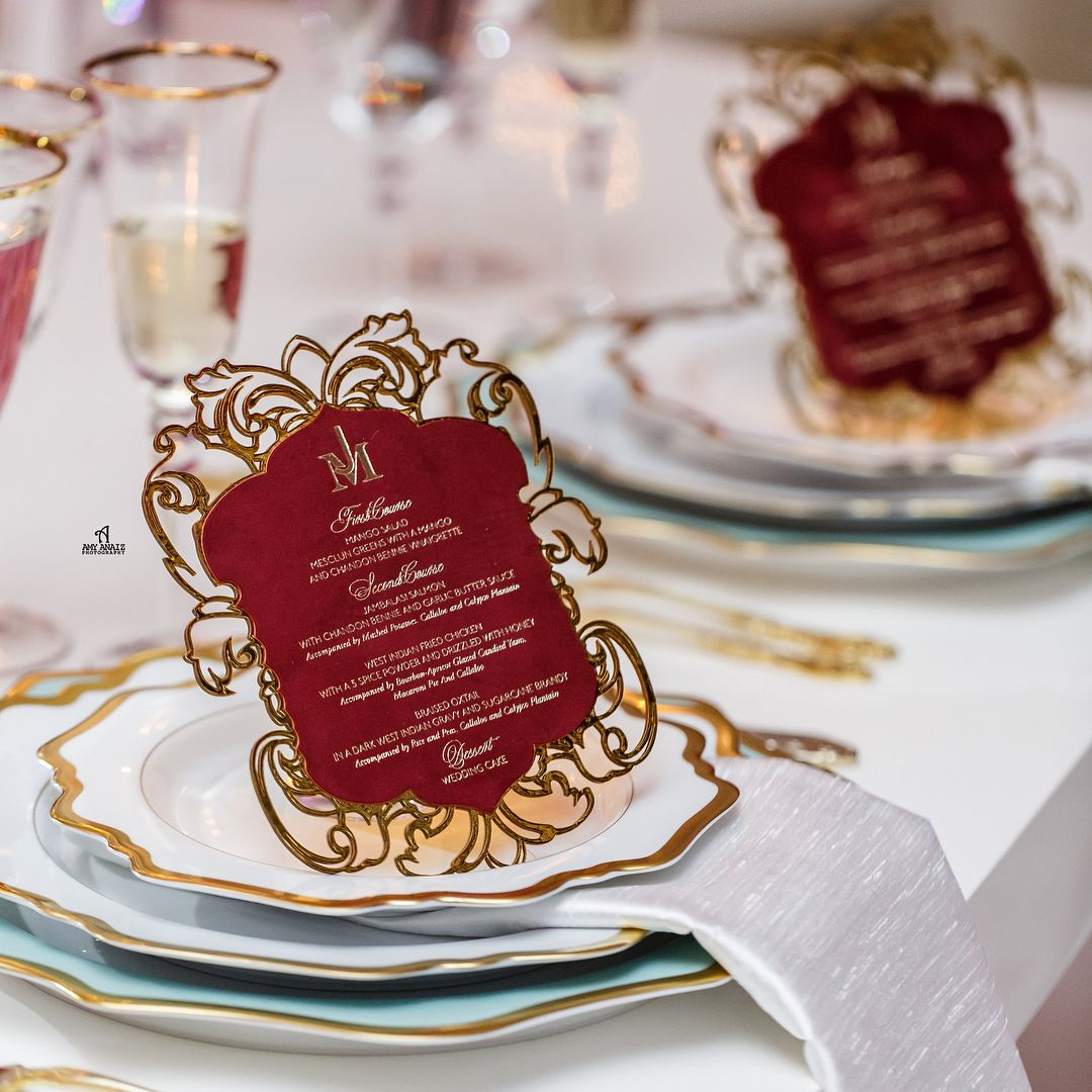 Your Wedding Stationery Should Tell A Story. Always Desire
