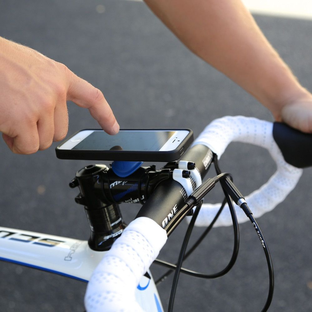 Quad Lock Iphone Bike Mount Kit Bike Mount Bike Quad