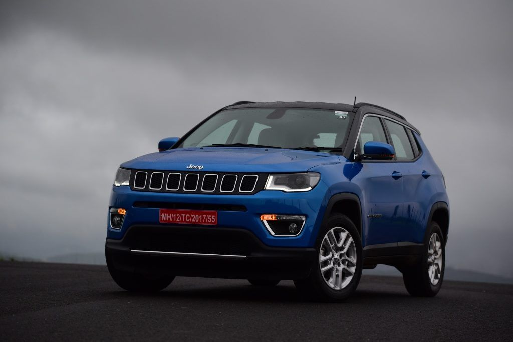 8 171 Bookings 84 000 Enquiries Recorded For The Jeep Compass
