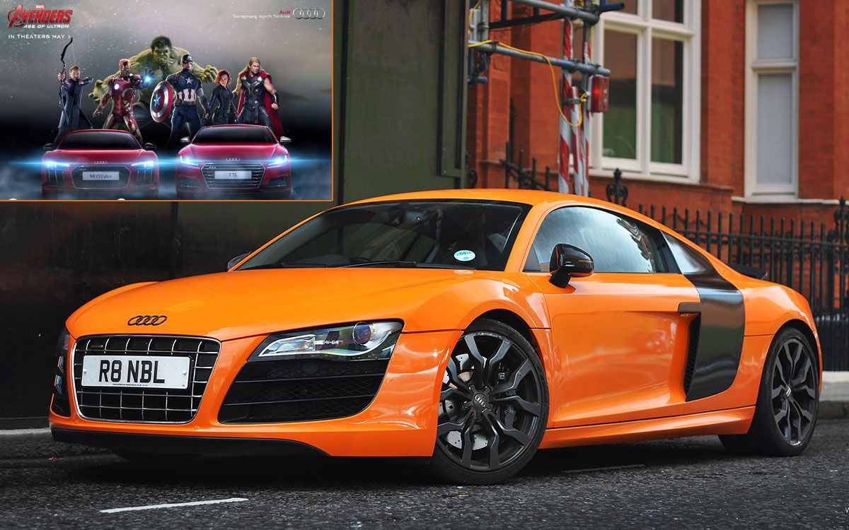 Ordinaire Audi Only Instance Where I Love Orange And Black. Ultimate Dream Car(in  White Please)