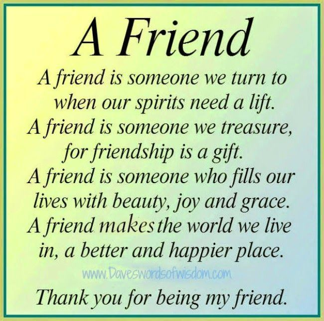 Cool Quotes About Friendship 2: Cool Friendship Quotes: Friendship Poem ...…