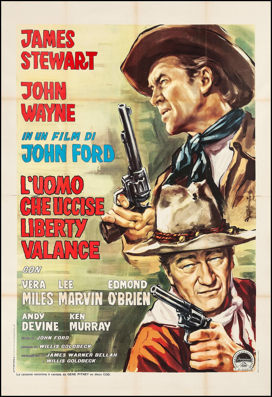 Titolo Originale The Man Who Shot Liberty Valance Durata