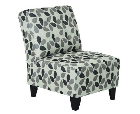 This Beautiful Fabric Elaine Accent Chair Is Gorgeous And Canadian