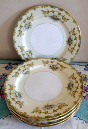 Athena Dinner Plates 10\ . $59.95/Set of 6 at brinoz on ebay : athena dinnerware - pezcame.com