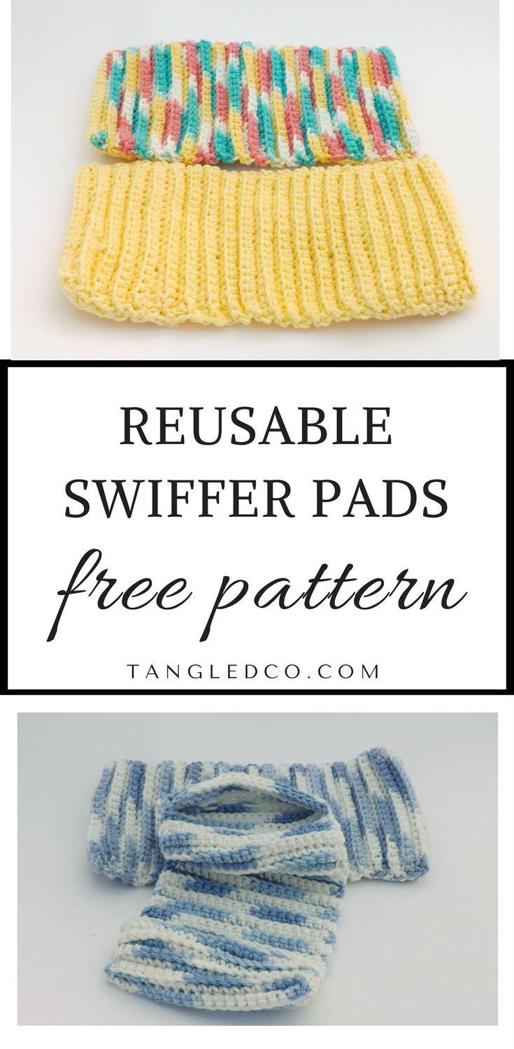 How to Make Reusable Swiffer Pads | Pinterest