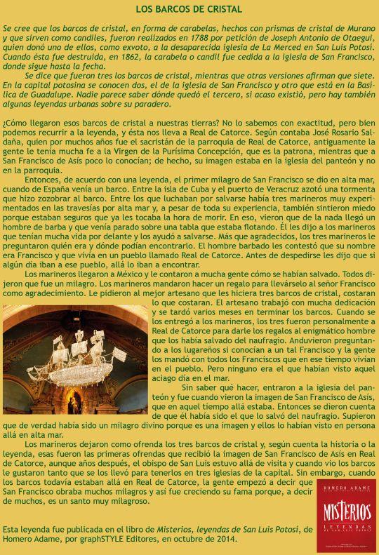 Groovy Los Barcos De Cristal De Homero Adame Mitos Y Leyendas Complete Home Design Collection Papxelindsey Bellcom