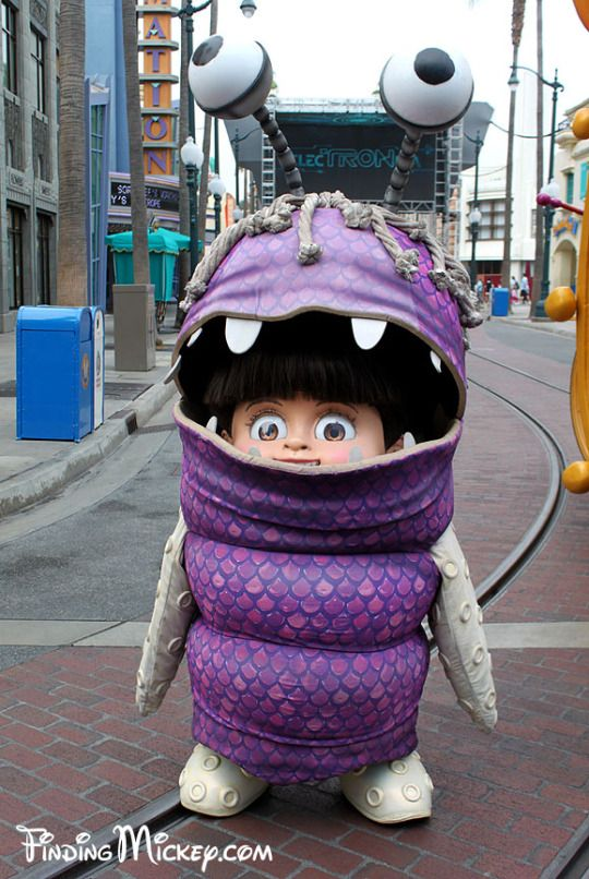 Boo Monsters Inc Run Disney And Other Costumed Runs