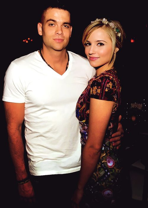 Dianna agron dating mark salling