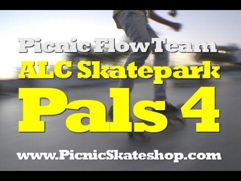 Picnic Flow Team | Alicante Skatepark Pals 4