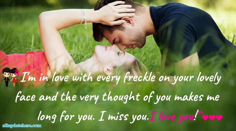 Beautiful sms for girlfriend | Sweet texts, Romantic love