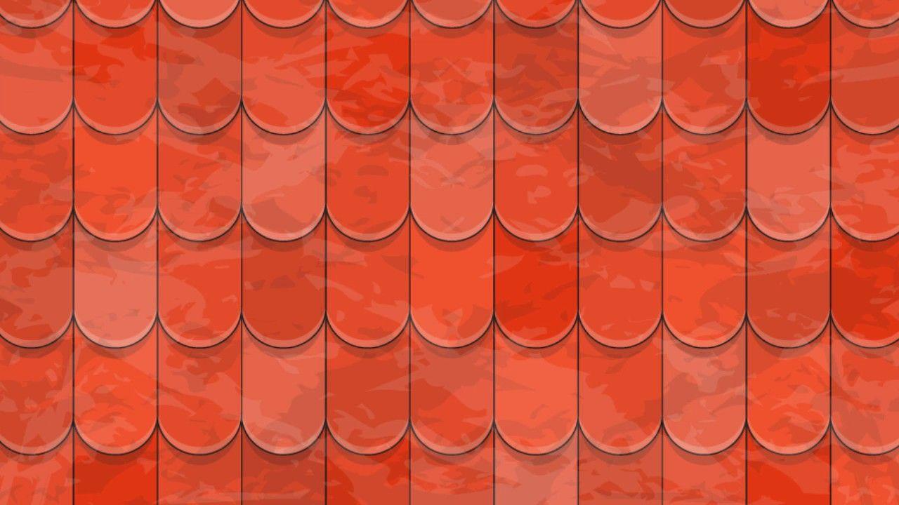Roof Tiles Texture Adobe Illustrator Cs6 Tutorial How To Create Nice Adobe Illustrator Graphic Design Adobe Illustrator Cs6 Vector Design