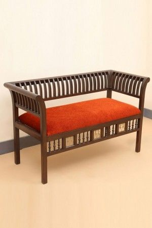 Komfort Dusk Collection 2 Seater Teak Wood Sofa Bench Wooden Sofa Designs Furniture Wood Sofa