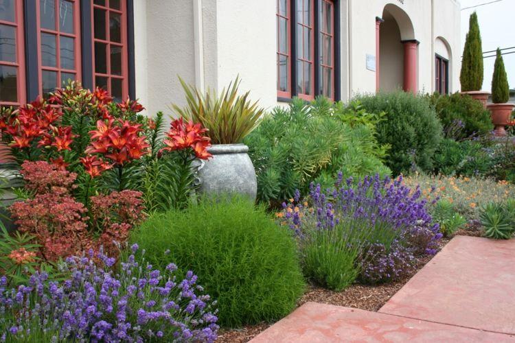 15 Mediterrane Garten Anlegen In 2020 Mediterrane Gartengestaltung Mediterraner Garten Toskanischer Garten