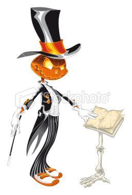 Halloween Character -