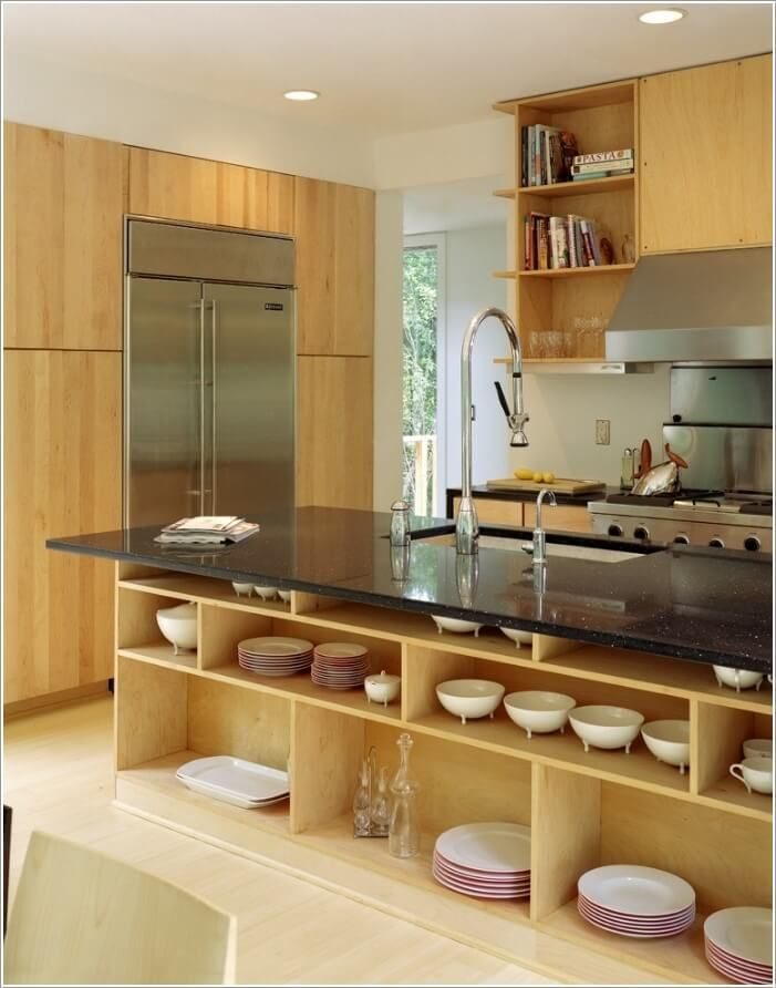 10 Creative Ways to Store Your Crockery Collection 5 Ideas for the