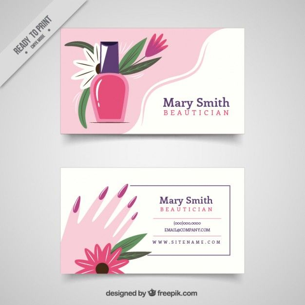Download Beautician Business Card For Free Floral Business Cards Artist Business Cards Glitter Business Cards