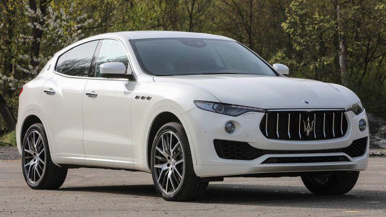 Ranking The Top 10 Luxury Suvs Of 2017 Maserati Levante Automobil