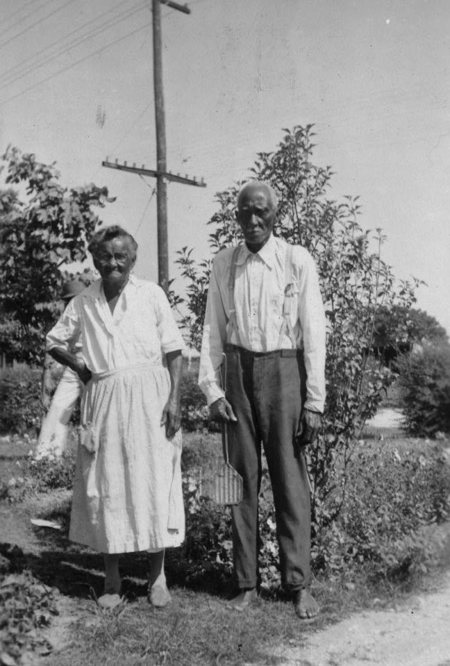 Andrew and Tildy Moody  Born in Slavery  Slave Narratives from the Federal  Writers  Project 28dd1316021