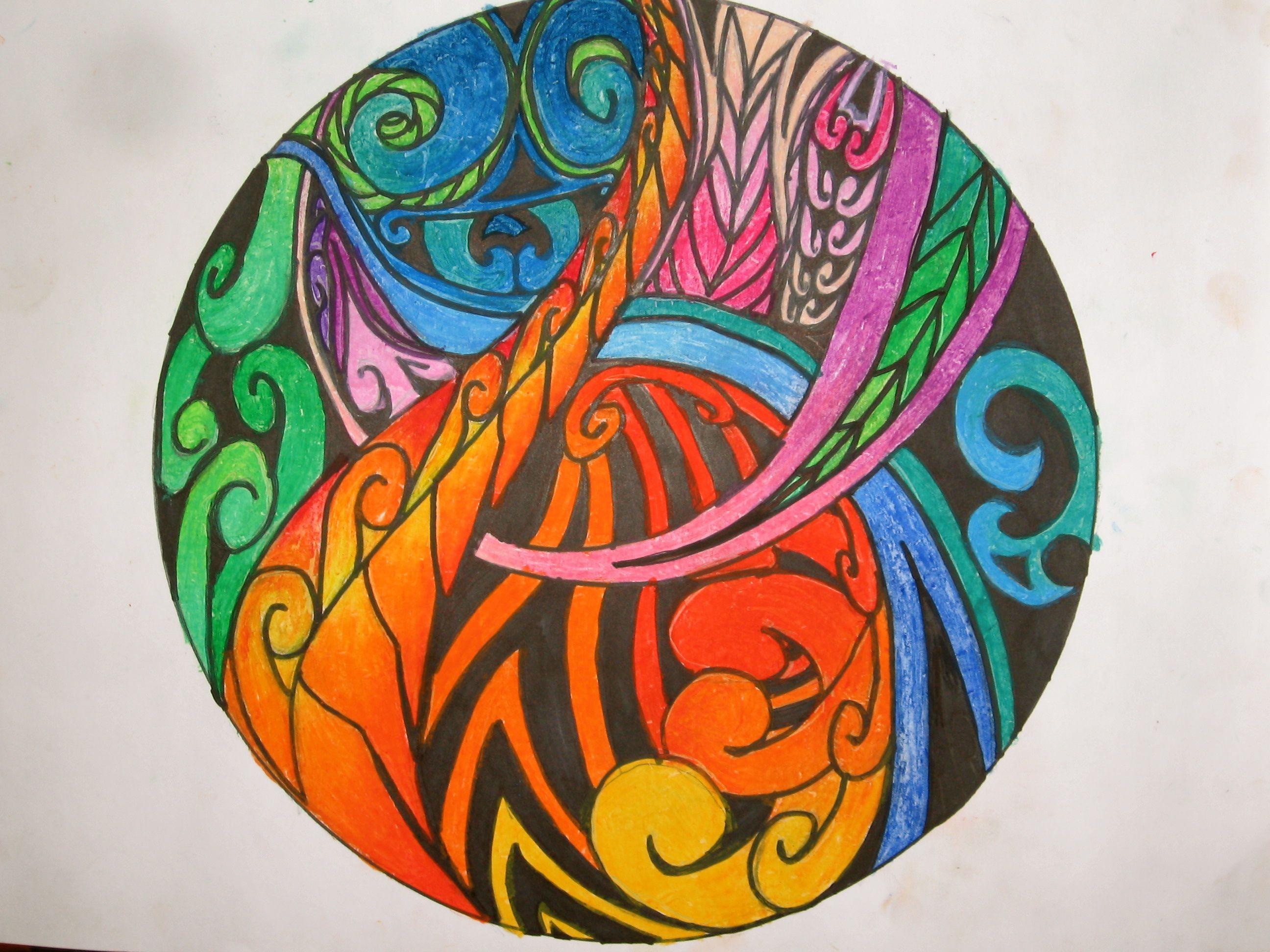 The smARTteacher Resource: Koru: Art of the Maori