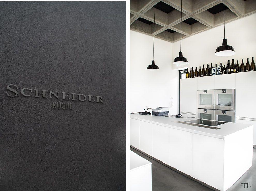 Wein aus der Pfalz - zu Gast bei Markus Schneider   Bulthaup küchen ...