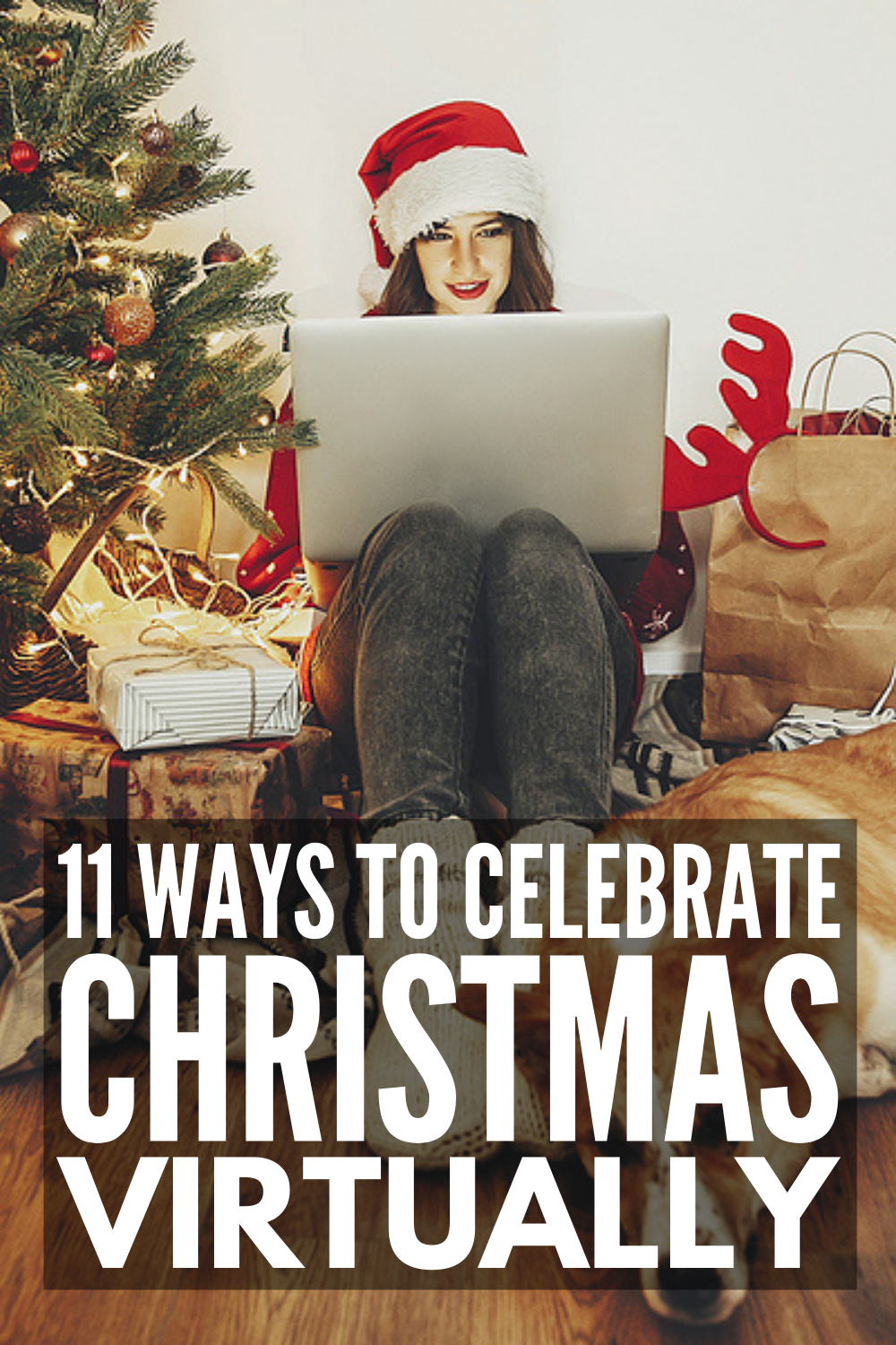 Online Celebrations 11 Family Virtual Christmas Celebration Ideas In 2020 Christmas Celebrations Family Christmas Party Holiday Traditions Family