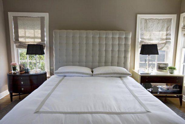 White Gray And Greige Bedroom White Bedroom Trendy