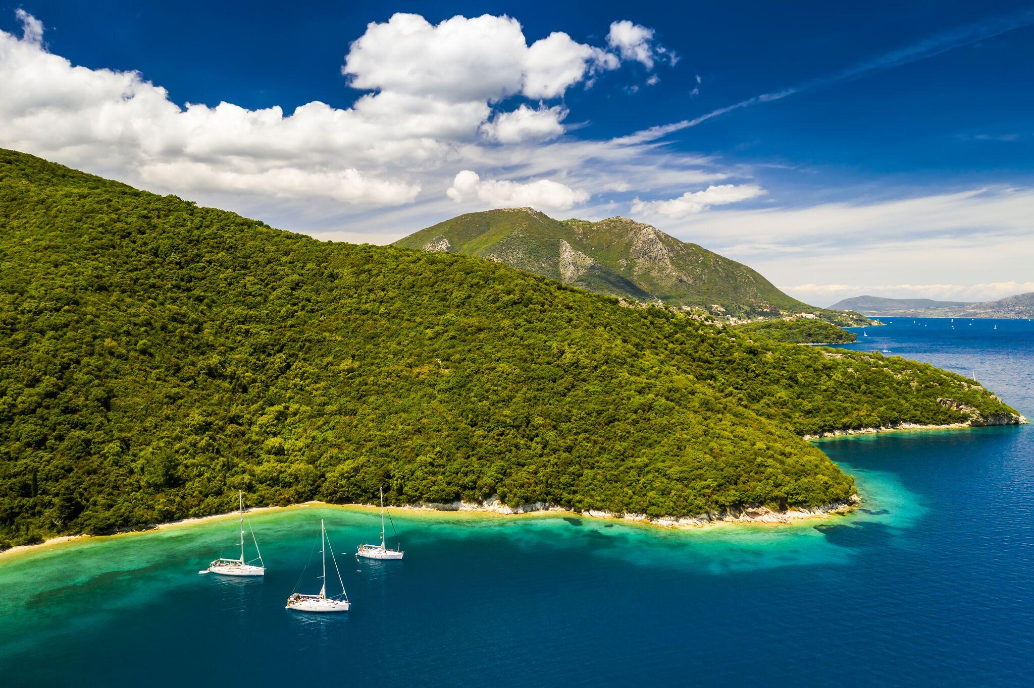 Ionian Islands Yacht Charter Aboard Bellacha 2020 Ionian