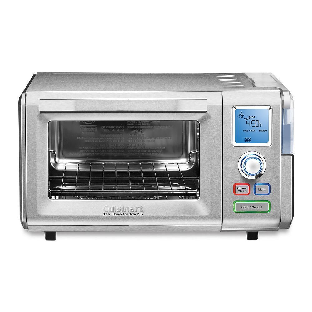 Cuisinart Steam Convection Oven Plus Grey Countertop Oven