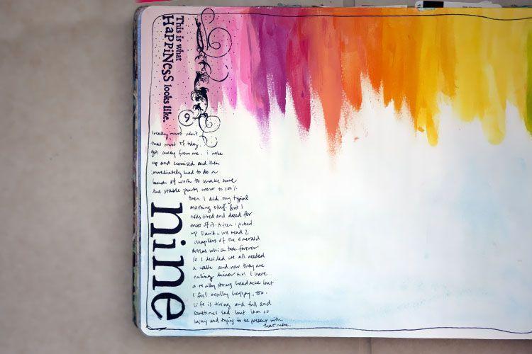 Daily Art Journaling Art Journal Techniques Gcse Art Sketchbook Art Journal Inspiration
