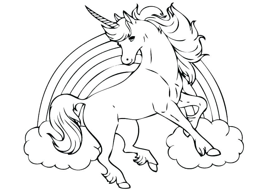 Flying Unicorn Coloring Pages 9 Head Colouring | Unicorn ...