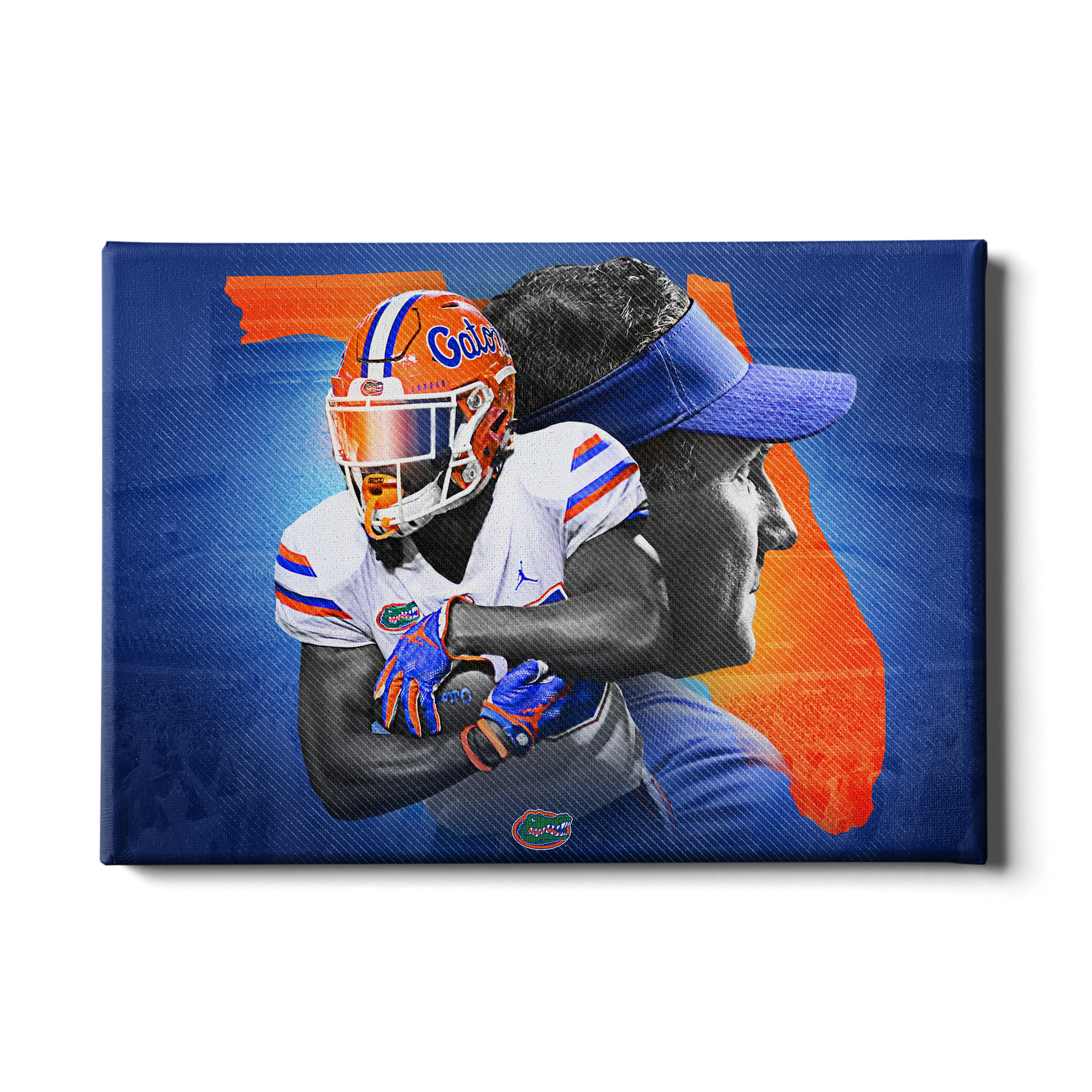 Florida Gators Gators Mind Of Mullen College Wall Art Wall Art Florida Gators