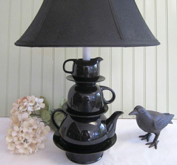teetassen neu verwenden 30 originelle bastelideen f r sie ideen aus altem geschirr. Black Bedroom Furniture Sets. Home Design Ideas