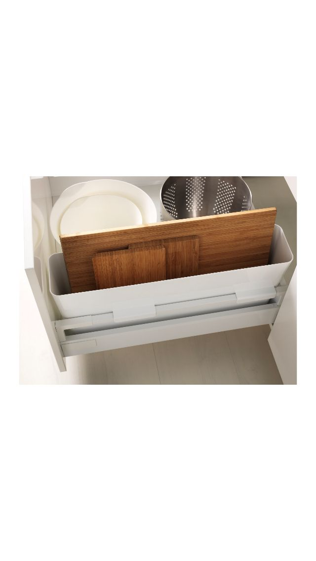 Ikea Drawer Box Insert For Chopping Boards