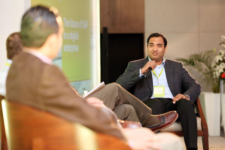 Panel Session: The future of SAP in a digital enterprise. Ricardo López, Robert