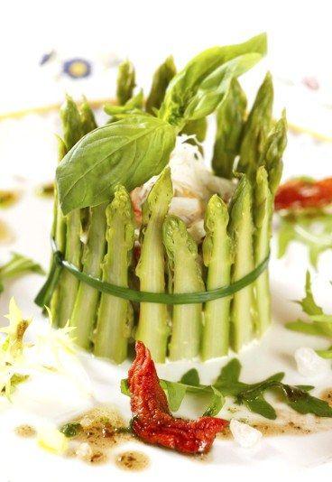 Asperges recettes avec des asperges vertes ou blanches plats de chefs pinterest food - Cuisiner des asperges blanches ...