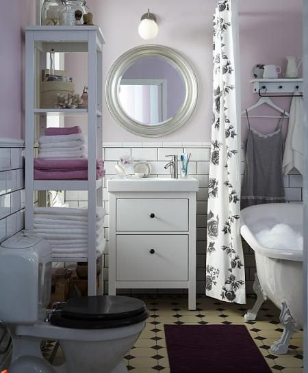 Baño vintage | Design Bath | Pinterest | Baños, Cuarto de baño y ...