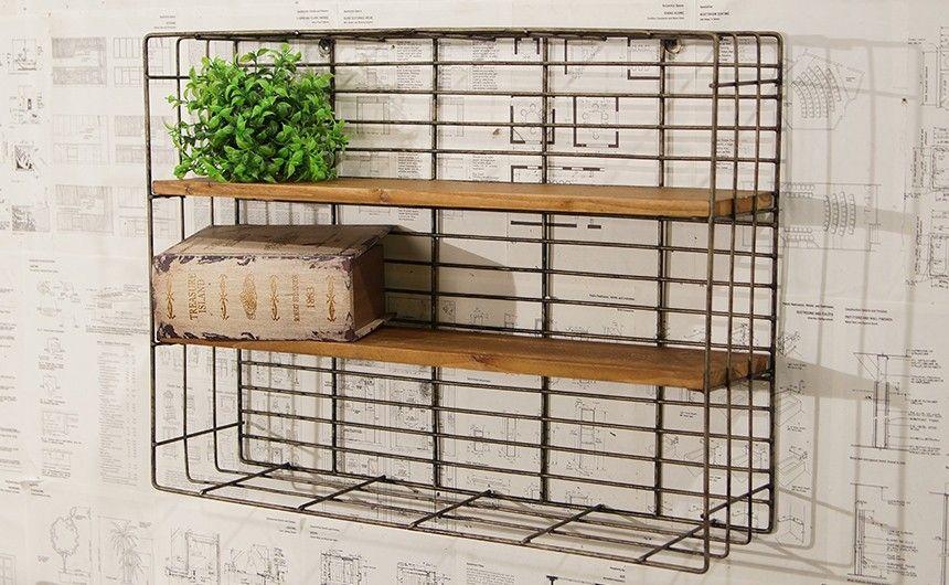 Metal Shelving Unit Square Shelving Unit Wall Mounted Shelf Unit