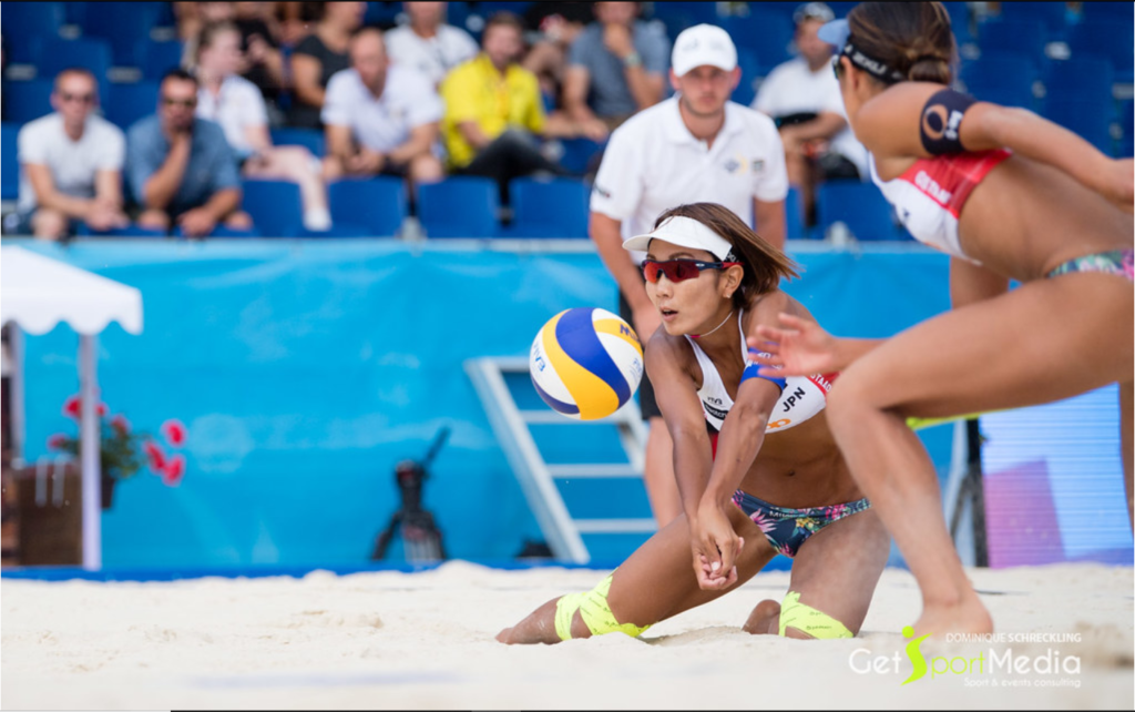 Part 4 Of 5 Beach Volleyball Olympic Qualifying Explainer Beach Volleyball Volleyball Olympics