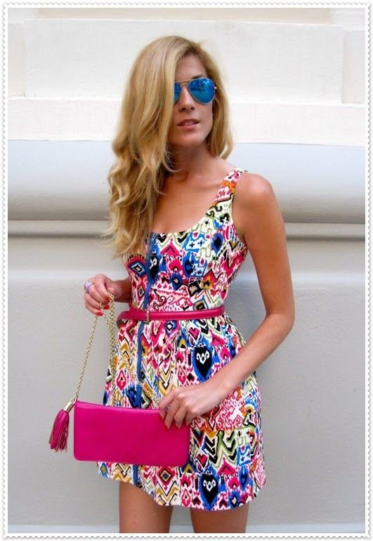 Elegante Sommerkleider 2015   Vestidos de moda, Vestidos ...