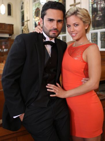Fabian rios wedding