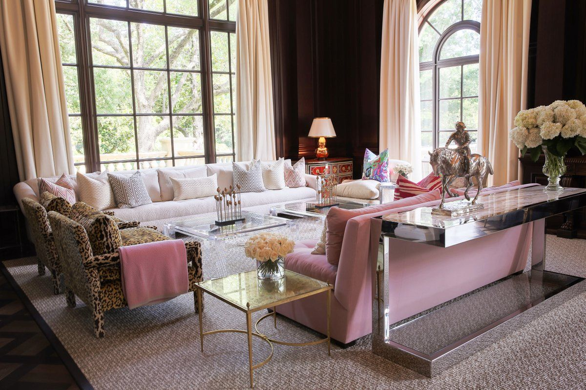 Delicieux Transitional Living Room In Dallas, TX By Kirsten Kelli, LLC