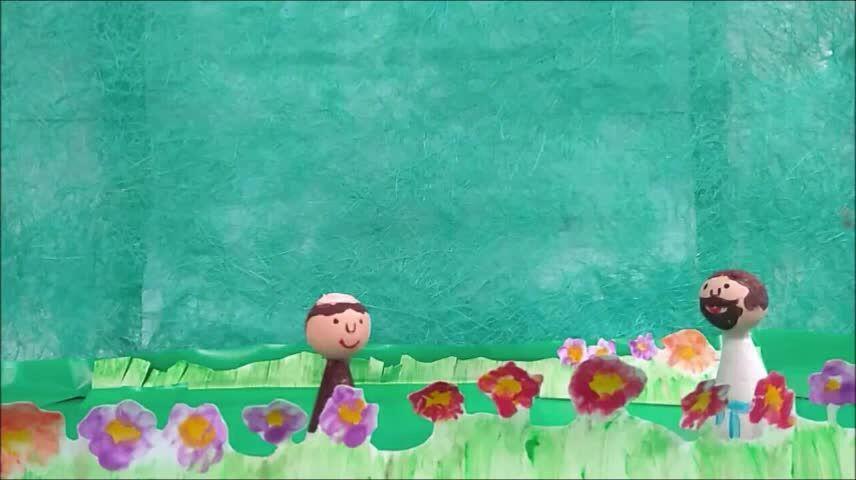 Stop motion con i peg dolls e i dipinti e le voci dei bambini...alla ricerca di soluzioni didattiche nuove e coinvolgenti. Visita il mio canale Youtube https://www.youtube.com/channel/UCRJdUTneeKrfYdXbzcz6kHw?sub_confirmation=1