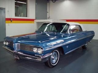 1962 Pontiac Parisienne Convertible Our Car Only It Was Red