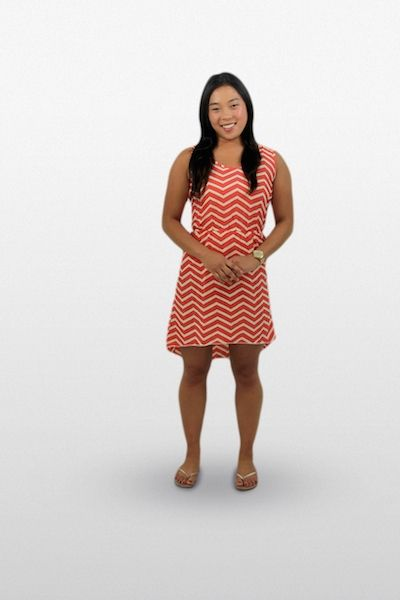 Modeconnect.com Fashion News - June 13 2014 - Need for better size fit as study confirms wearing well-fitting clothes makes us look 1.8 times better to others v/@ FashionTimescom