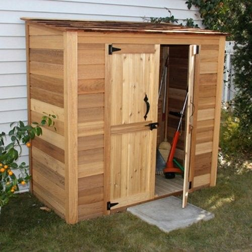 Amazing Outdoor Living Today Grand Garden Chalet 6 X 3 Ft. Storage Shed   Clear Out  That Clutter From Your Garage And Put Things In Order With The Outdoor  Living ... Photo Gallery
