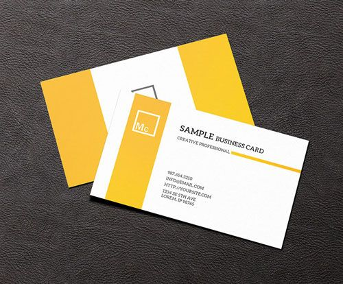 20 of the best free psd business card mockup templates photoshop 20 of the best free psd business card mockup templates wajeb Images