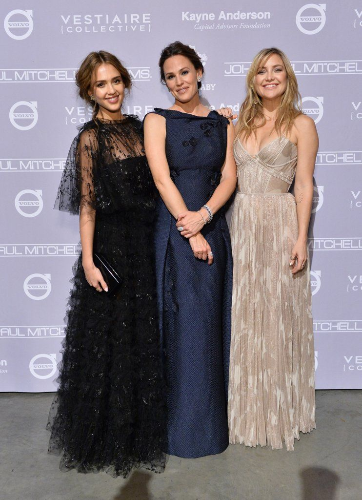 Jennifer Garner Has Loads of Support From Famous Friends at the Annual Baby2Baby Gala