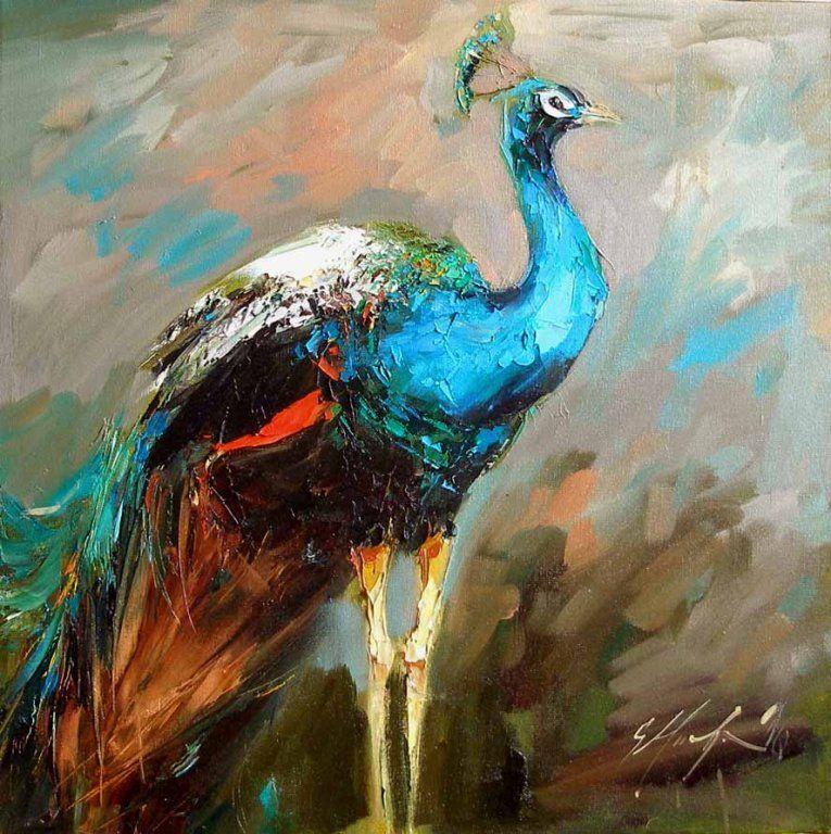 G Mucha Paw Obraz Olejny 60 60 Bcm 6165424692 Oficjalne Archiwum Allegro Oil On Canvas Bird Art Animal Art