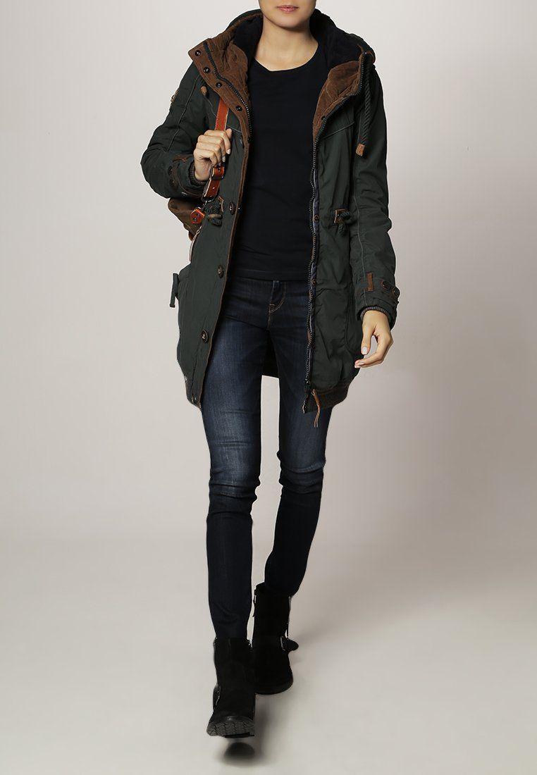 Naketano Becky Pupst III sand blue green 1531 0507 Damen Jacke Jacket | eBay